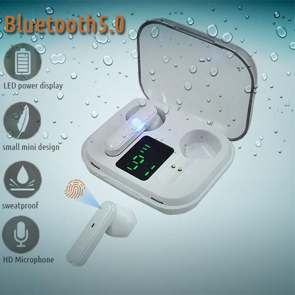 case, touchcontrol, Waterproof, Bluetooth Headsets