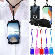 case, Necks, Phone, Silicone
