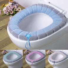 toilet, Bathroom, Winter, toiletpad