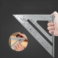 toolsset, Triangles, triangleruler, Aluminum