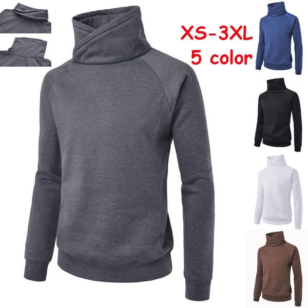 Turtle, highnecksweater, Plus Size, pullsweater