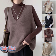 knitted, Vest, cardigan, Sweets