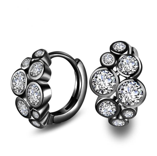 anniversaryearring, Fashion, simpleearring, vintage earrings