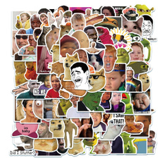 meme, Stickers & Decals, Classics, Stickers