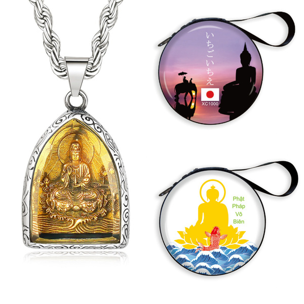 guanyinpendant, thailandjewelry, Traditional, Jewelry