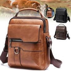 Bolsos al hombro, Moda, business bag, genuine leather