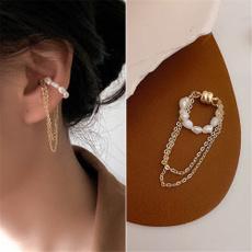 earringhanger, Women Fashion Earrings, Jewelry, Pearl Earrings