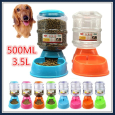 dogcatdrinkingbowl, petwaterfeeder, catfoodcontainer, Pets