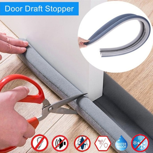 Door, doorblocker, sealingstrip, doorstopper