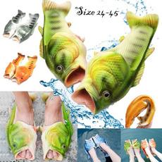 beach shoes, Bathroom, Sandals, fishsandalshoe
