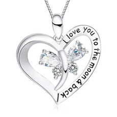 butterfly, Heart, lovely, giftsforfamily