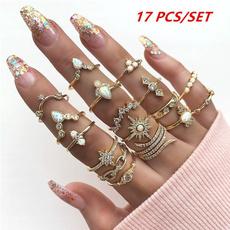 Women, 18k gold, wedding ring, Gifts