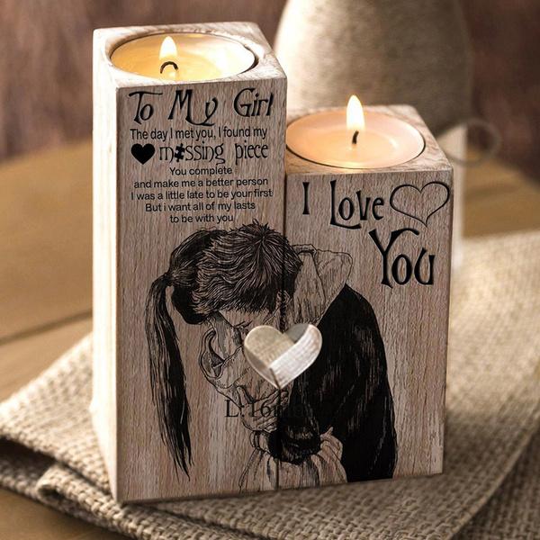 Gifts, Wooden, Shelf, candlestickshelf