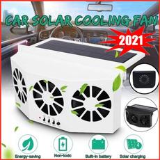 radiator, Cars, ventilator, exhaustfan