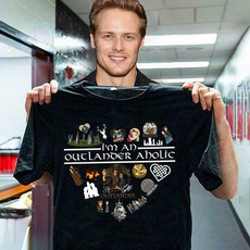 T Shirts, aholic, Shirt, outlander