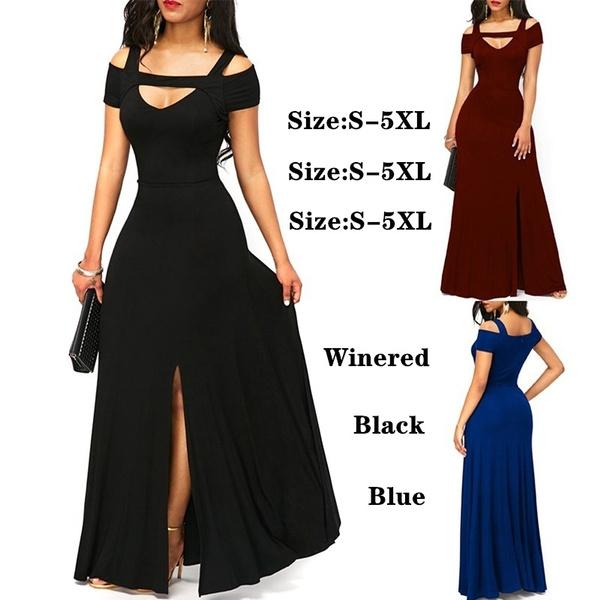 Strapless Dress, Necks, V-neck, Prom