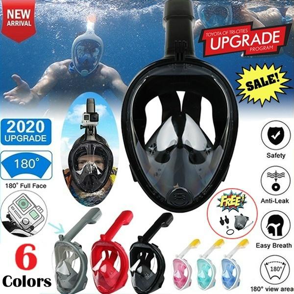 divingmask, Outdoor, Silicone, divingequipment