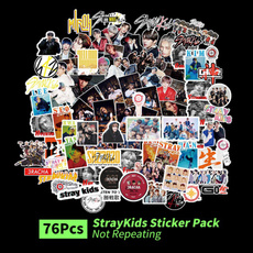 K-Pop, straykid, luggagesticker, Gifts
