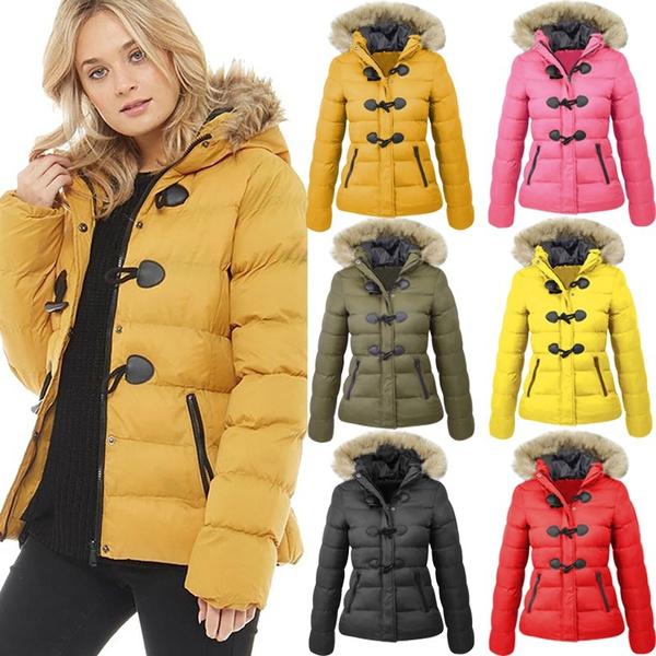 Fashion, hooded, waddedjacket, Sleeve