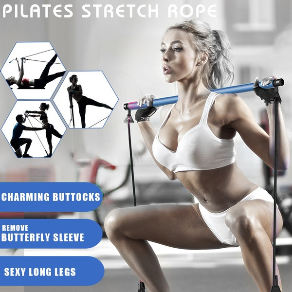 pilatestick, yogapullrope, stickyogarally, Yoga