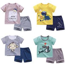 Summer, Baby Girl, Fashion, Cotton