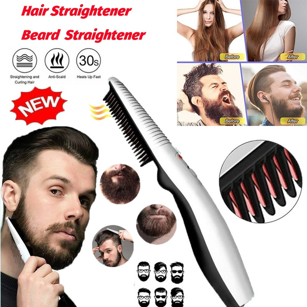 Electric, menhairstraightener, haircareampstyling, hair
