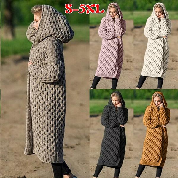 knitted, longcoatforwomen, cardigan, hooded