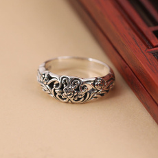 Sterling, Engagement, Jewelry, rings for women