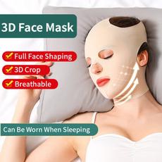 facelifting, Necks, fullfaceslimmask, Máscaras