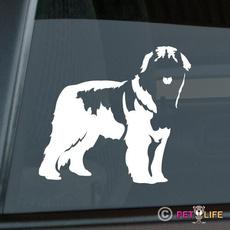 Car Sticker, leonberger, Home Decor, Stickers