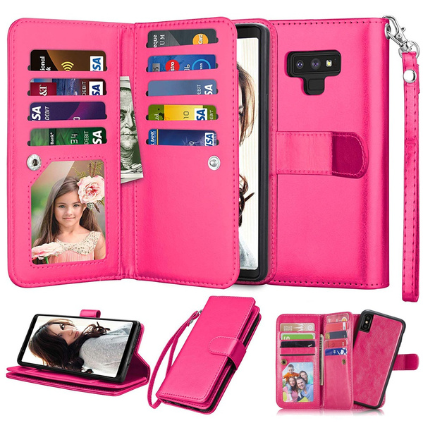 samsunggalaxys10case, leather wallet, iphone12procase, Phone