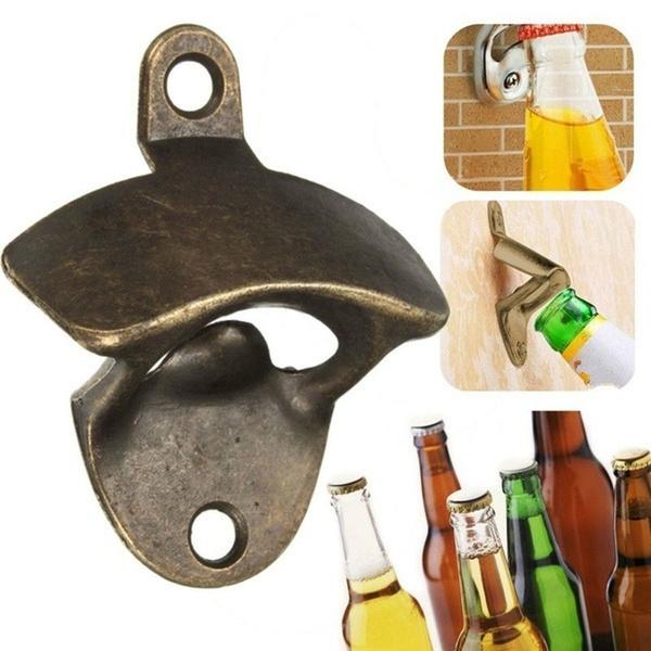 Antique, King, bottlecapopener, winebeerbottleopener