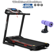 Mini, fitnesshealthrunningmachine, folding, Sports & Outdoors