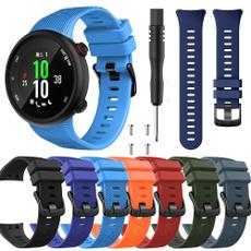 Bracelet, garminforerunner45bandsilicone, garminwatchband, Silicone