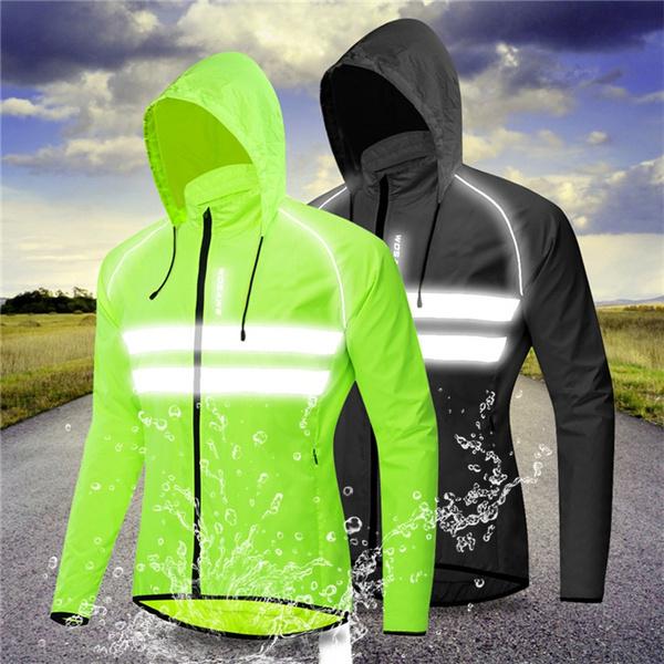 Fashion, Bicycle, Sports & Outdoors, hoodedjacket