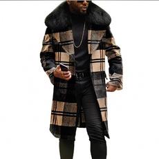 menovercoat, Casual Jackets, men coat, plaid