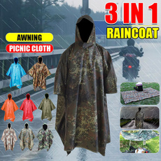 waterproofraincoat, camping, Hiking, raincoat