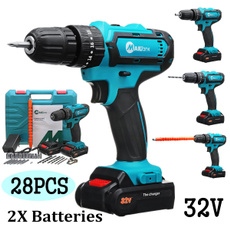 impactwrench, Battery, Tool, Screwdriver