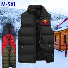 Down Jacket, Vest, Outdoor, velvet