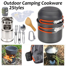 Steel, Stainless, Outdoor, hikingstove