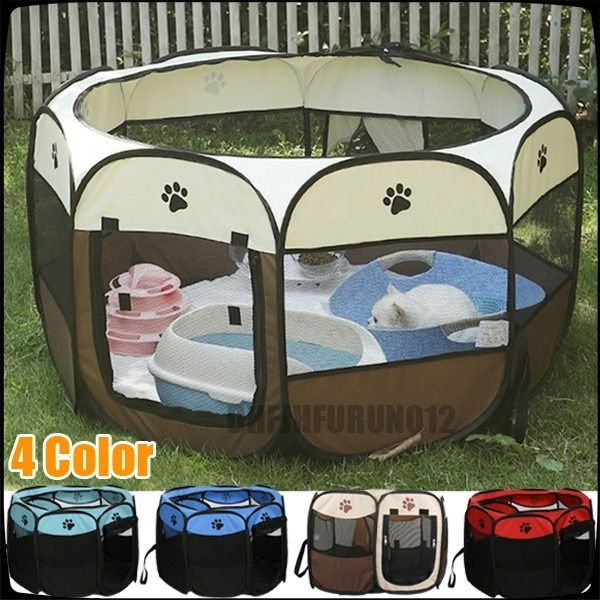 cathouse, Outdoor, dogkennel, dog houses