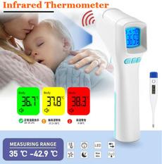 termometro, Laser, Temperature, infrarotthermometer