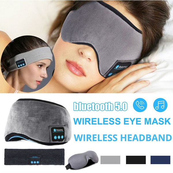 Headphones, Microphone, Sport, sleepmask