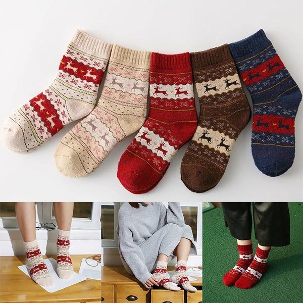 womensock, Christmas, christmassock, Socks