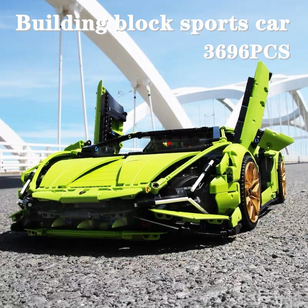 buildingblocktoy, Christmas, Gifts, Supercars