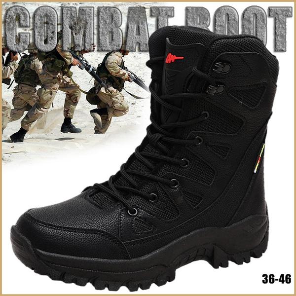 combat boots, Outdoor, camouflagebootsformen, Combat