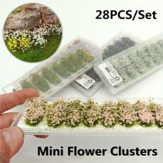 Box, Mini, miniflower, Flowers