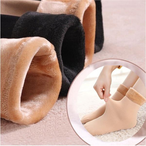 softvelvet, woolwintersock, Cotton Socks, velvet