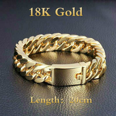 Fashion, Jewelry, gold, 18 k