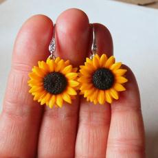 polymer, earrings jewelry, Hoop Earring, Jewelry